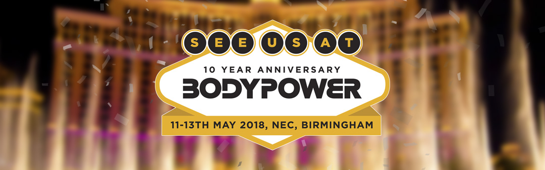 Fitness Superstore at the BodyPower Expo 2018