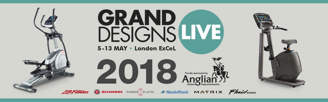 Fitness Superstore at Grand Designs Live London 2018