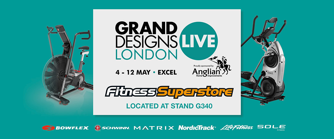 Fitness Superstore at Grand Designs Live London 2019