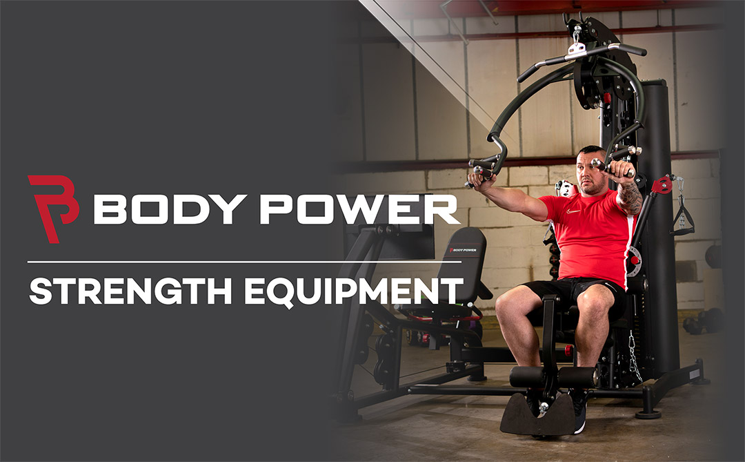 NEW IN! Body Power Strength Range