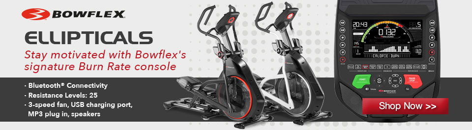 Category - Cross Trainers - Bowflex