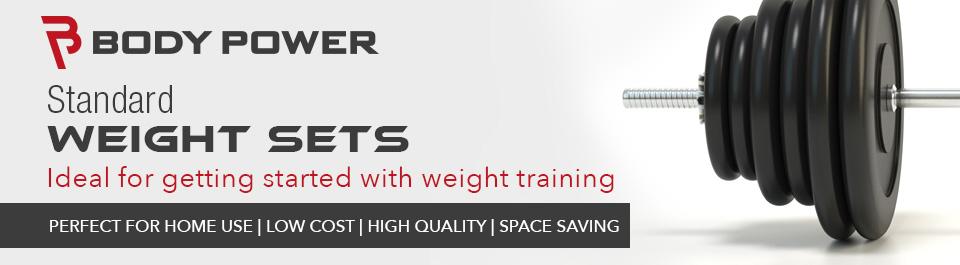 Category - Standard weight set