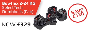 Brand - Bowflex - Strength 3 part