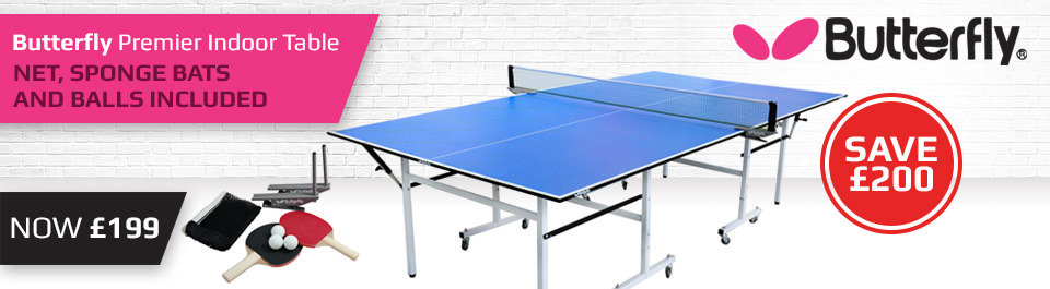 Table Tennis - Butterfly