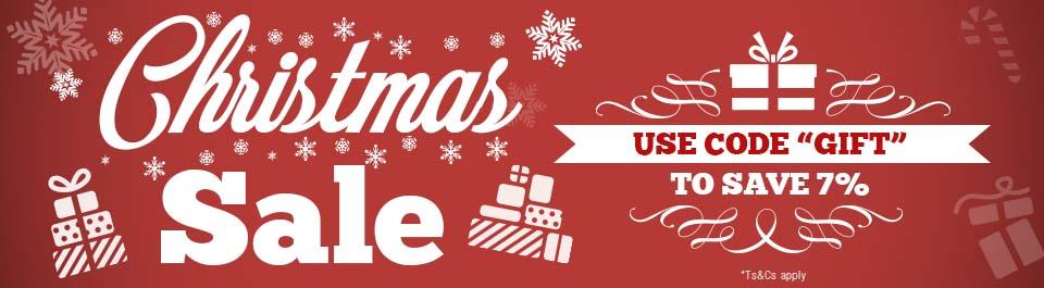 Home - Christmas Sale