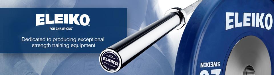 Brand - Eleiko - Main Banner
