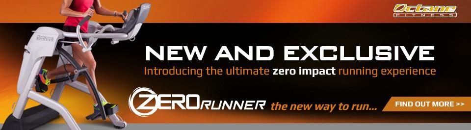 Treadmill - Octane Zero Runner