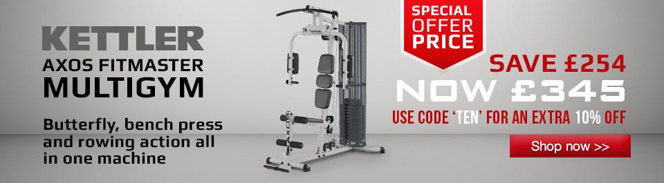Home - Kettler FitMaster Multi-Gym