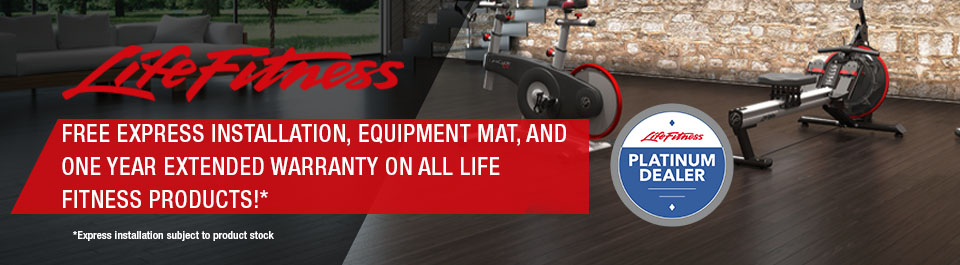 Home - Life Fitness Free Install