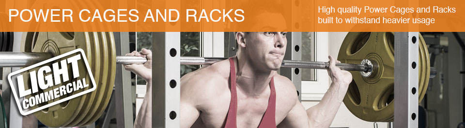 Light Commercial Strength Power Racks - Generic