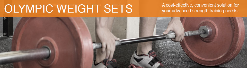 Gym Equipment - Olympic Weight Sets