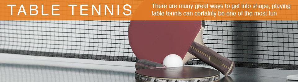 Table Tennis - Generic