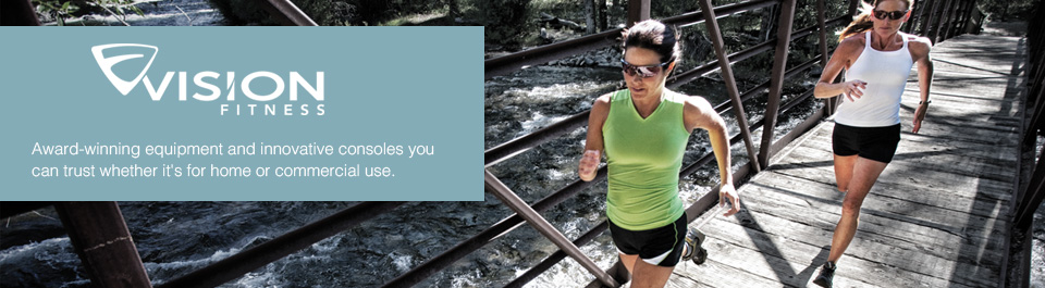 Brand - Vision Fitness - Main Banner