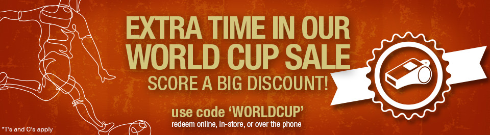 Home - World Cup Sale