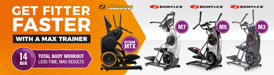 Home - Max Trainer range