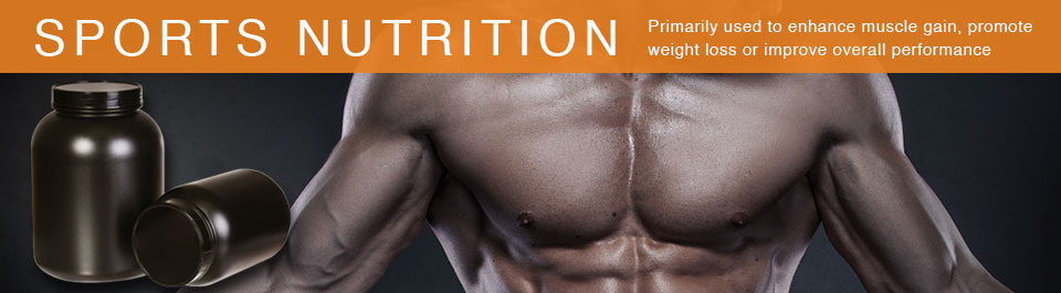 Sports Nutrition - Generic