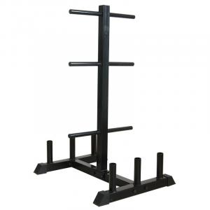 Weight Plate Racks and Storage
