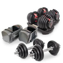 Adjustable / Spinlock / Selectable Dumbbells
