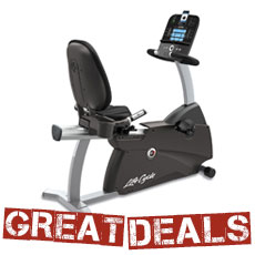 Exercise Bikes (Un-boxed)