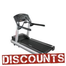 Treadmills (Un-boxed)