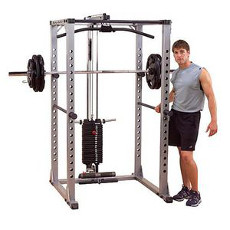 Power Cages and Racks Packages