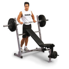Barbell Benches
