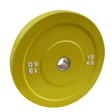 Solid Rubber Olympic Weight Plates