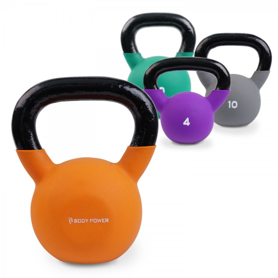 Neoprene Covered Kettlebells
