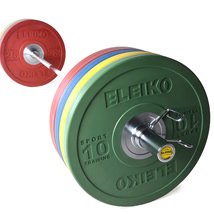 Olympic Rubber Weight Sets