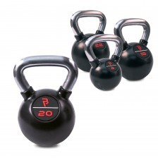 Rubber Encased Kettlebells