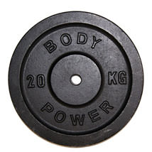 Standard Iron Weight Plates