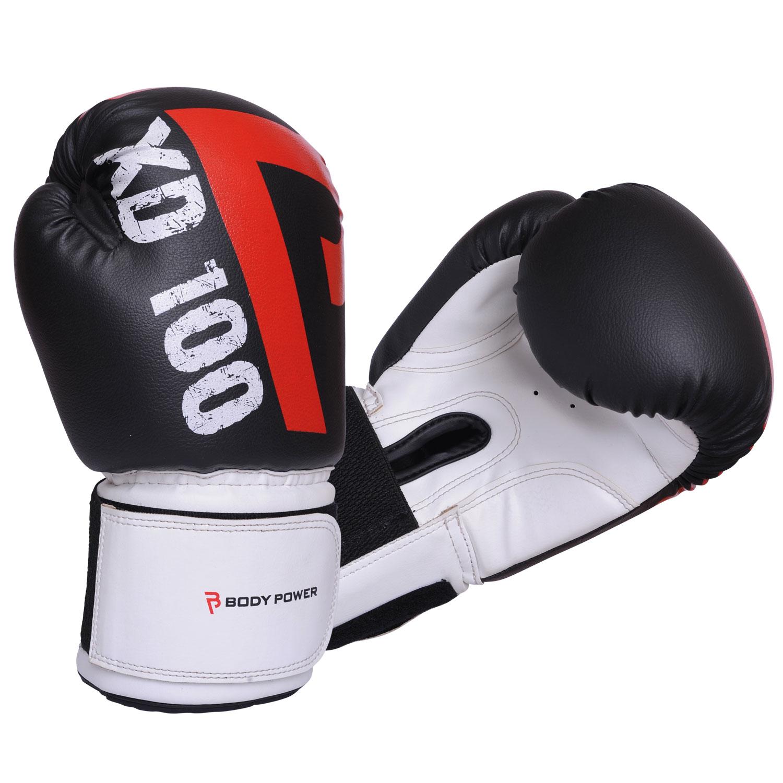 Body Power Vintage Crow Bag Gloves 10oz