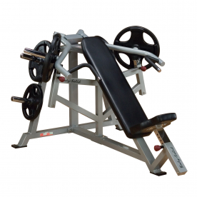 Body-Solid Club Line Full Commercial Leverage Incline Press