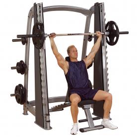 Body-Solid Pro Club-Line Counter Balanced Smith Machine