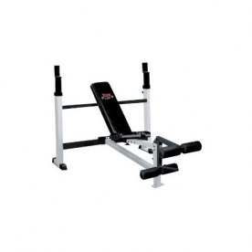 York FTS Range Olympic Combo Bench