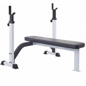 York FTS Range Olympic Fixed Flat Bench