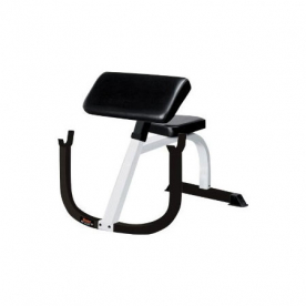 FTS Range Seated Preacher Curl *DNLY*