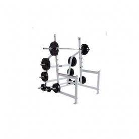 Hammer Strength Full Commercial Olympic Squat Rack