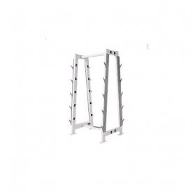 Hammer Strength Full Commercial Barbell Rack