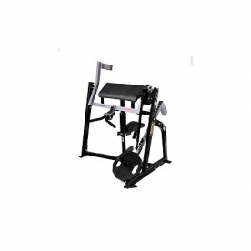 Hammer Strength Full Commercial Plate Loaded Seated Biceps