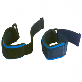 Body-Solid Nylon Wrist Straps (size small-medium)