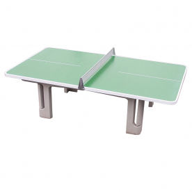 Butterfly B2000 Concrete Table with Rounded Corners 30RO Green