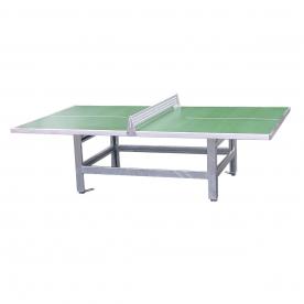 Butterfly S2000 Standard Concrete/Steel Table 30SQ - Green
