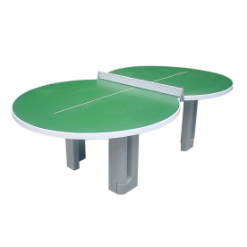Butterfly F8 Polymer Concrete Table Tennis Table - Green