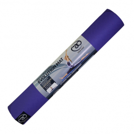 Yoga-Mad Evolution Yoga Mat (Purple)