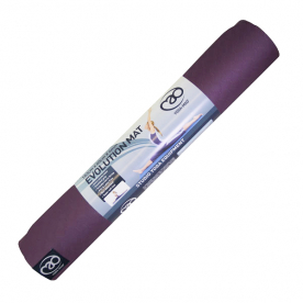Yoga-Mad Evolution Yoga Mat (Aubergine)