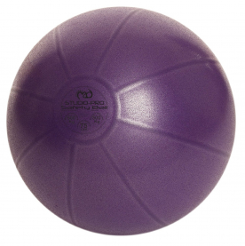 Pilates-MAD 55cm Studio Pro Swiss Ball & Pump  (1000Kg Burst Resistant)