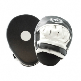Boxing-Mad Curved Synthetic Leather Focus Pads
