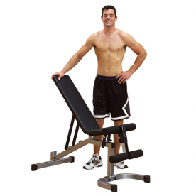 Powerline Flat/Incline/Decline Utility Bench - Northampton Ex-Display Model (Collection Only)