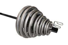 180Kg TRI-GRIP Olympic Weight Set
